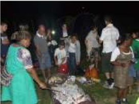 camping Joudes 2012 soutien association Aïna Madagascar