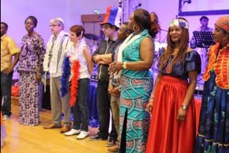 Conférence de Femmes en Octobre 2016