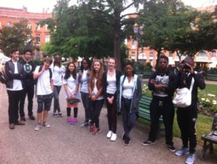 Camp de jeunes de 10 jours sur Toulouse en juillet 2016