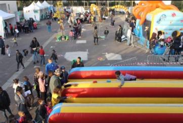 Kermesse pour la fête de la vie en Octobre 2016, à Mantes la Jolie