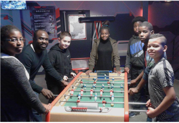 Organisation sortie Bowling ados décembre 2016